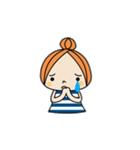 主婦トーーク【日常会話編】(個別スタンプ:17)