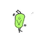 グリンピースのピーちゃん(個別スタンプ:14)