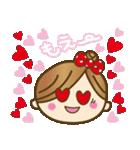 彼女から彼氏へラブラブ♥スタンプ1(個別スタンプ:04)