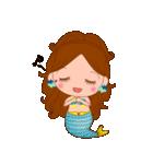 アロハちゃんとマリンちゃん(個別スタンプ:22)