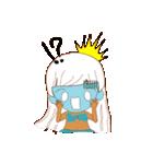アロハちゃんとマリンちゃん(個別スタンプ:27)