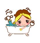 アロハちゃんとマリンちゃん(個別スタンプ:36)
