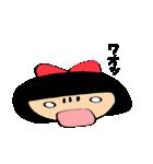 普通女子 桃ちゃん(個別スタンプ:21)