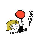 Mrs. Milla (ミセス ミラ)(個別スタンプ:01)