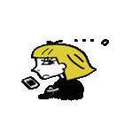Mrs. Milla (ミセス ミラ)(個別スタンプ:11)