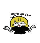 Mrs. Milla (ミセス ミラ)(個別スタンプ:15)