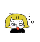 Mrs. Milla (ミセス ミラ)(個別スタンプ:18)