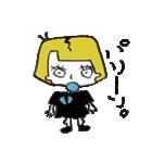 Mrs. Milla (ミセス ミラ)(個別スタンプ:39)