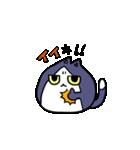 ぷにっとねこ ハチワレ君(個別スタンプ:28)