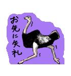 びびり動物(個別スタンプ:20)
