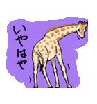 びびり動物(個別スタンプ:22)