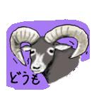 びびり動物(個別スタンプ:23)