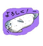 びびり動物(個別スタンプ:35)