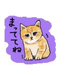 びびり動物(個別スタンプ:36)