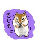 びびり動物(個別スタンプ:38)