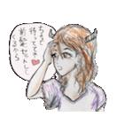 悪魔でもうれしーよ♥(個別スタンプ:2)