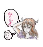 悪魔でもうれしーよ♥(個別スタンプ:4)