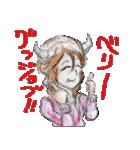 悪魔でもうれしーよ♥(個別スタンプ:5)