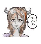 悪魔でもうれしーよ♥(個別スタンプ:8)