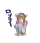 悪魔でもうれしーよ♥(個別スタンプ:16)