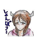 悪魔でもうれしーよ♥(個別スタンプ:19)
