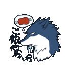 約束したいオオカミのスタンプ(個別スタンプ:08)