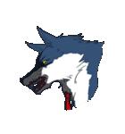 約束したいオオカミのスタンプ(個別スタンプ:33)