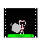 パラパラ漫画スタンプ(個別スタンプ:07)