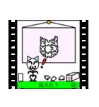 パラパラ漫画スタンプ(個別スタンプ:21)
