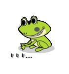カエルのケロ助(個別スタンプ:23)