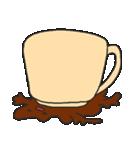 混ざらないミルクとコーヒー(個別スタンプ:15)