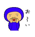 ブルーさん 第3弾 (日本語版)(個別スタンプ:13)