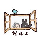 うさぎとハリ2(個別スタンプ:03)