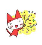 猫妖精うにゃ(個別スタンプ:39)