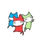 猫妖精うにゃ(個別スタンプ:40)