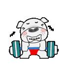 English Bulldog Dog Days(個別スタンプ:10)