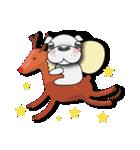 English Bulldog Dog Days(個別スタンプ:27)