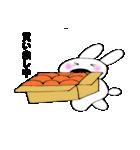 鼻デカウサギと仲間達(個別スタンプ:34)