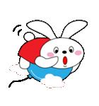 アロハ!レッツダンス~ラビの1日~(個別スタンプ:38)