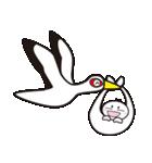 和風な妖精(個別スタンプ:34)
