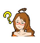 クミ子のプログラマー・SEスタンプ(個別スタンプ:12)