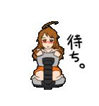 クミ子のプログラマー・SEスタンプ(個別スタンプ:16)
