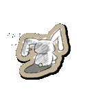 チラシのうら(個別スタンプ:05)
