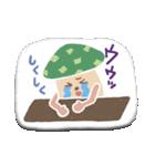 ぺたんこシール〜森のなかまたち〜(個別スタンプ:33)