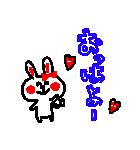 3色ボールペン★Ladies(個別スタンプ:01)