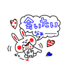 3色ボールペン★Ladies(個別スタンプ:11)
