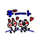 3色ボールペン★Ladies(個別スタンプ:20)