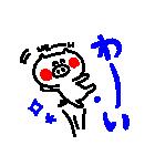 3色ボールペン★Ladies(個別スタンプ:29)