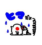 3色ボールペン★Ladies(個別スタンプ:30)