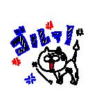 3色ボールペン★Ladies(個別スタンプ:32)